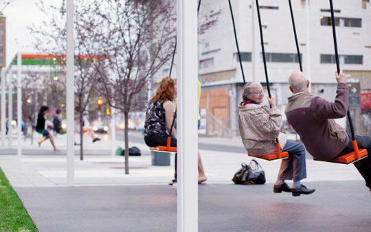 Idea for the waiting bus stop for Byron's park and ride?