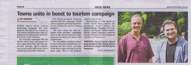 tourism article