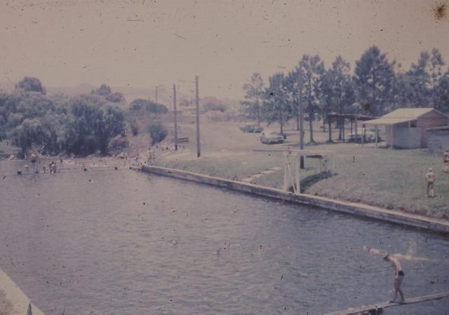 Bangalow Weir