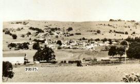 Bangalow Showground, 1930