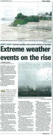 weather events